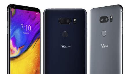 LG V35 ThinQ, características, ficha técnica y precio