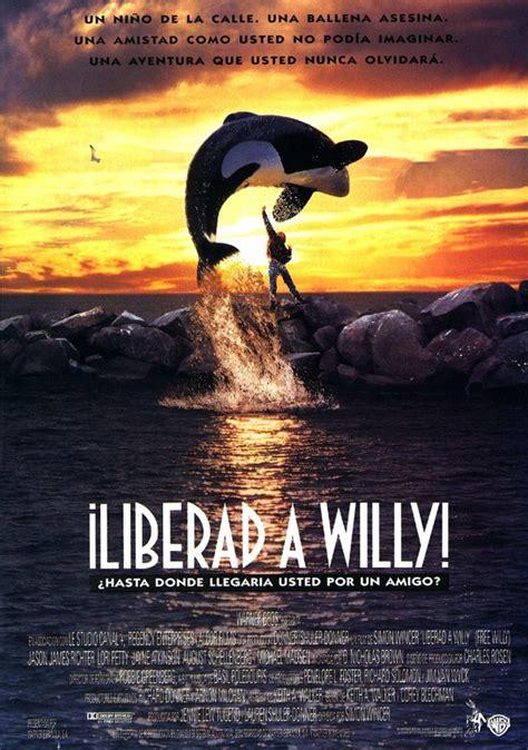 Liberad a Willy: Fotos y carteles   SensaCine.com