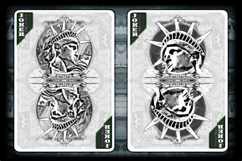Libertas  Playing Cards by Ember Waves  Limited Run  by ...