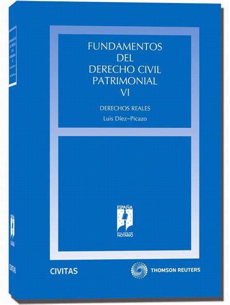 Librería Dykinson - Fundamentos del Derecho civil ...