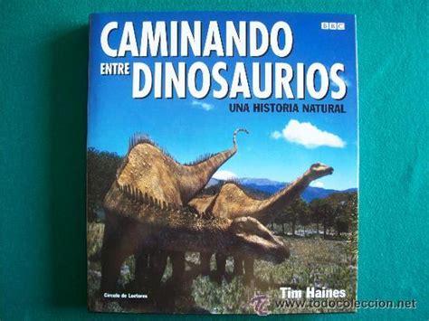 libro caminando entre dinosaurios español b   Comprar ...