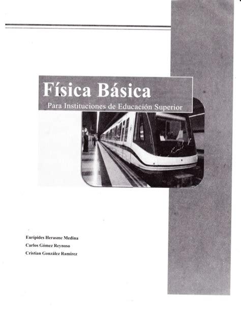 Libro De Fisica Basica Esslidesharenet   libro de fisica ...