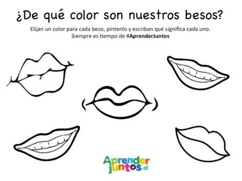 Libro De La Semana: Mamá De Qué Color Son Los Besos ...