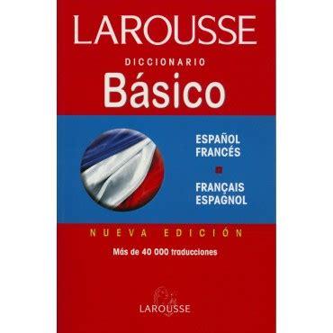 Libro Diccionario Basico Español frances/francais espagnol ...