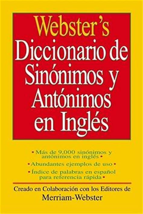 Libro Diccionario De Sinonimos Y Antonimos Descargar ...