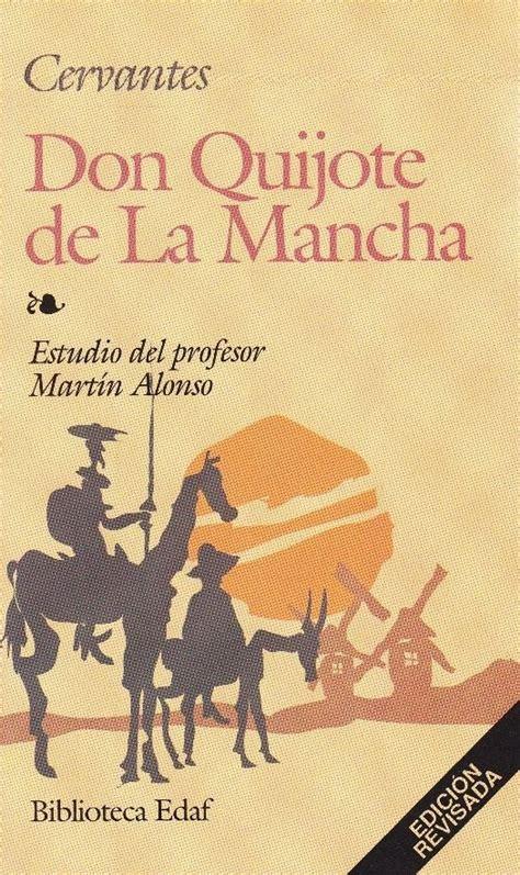 Libro, Don Quijote De La Mancha De Miguel De Cervantes ...