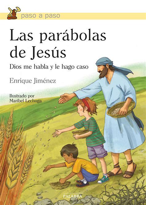Libro: Las parábolas de Jesús de Enrique Jiménez Lasanta