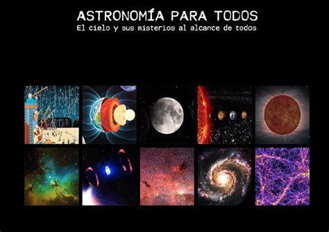 Libro online interactivo para acercar la astronomía ...