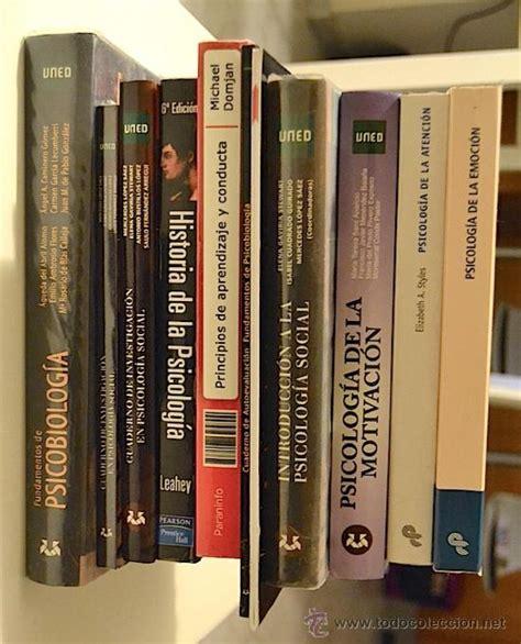 libros 1º psicología uned: psicobiología, psico - Comprar ...