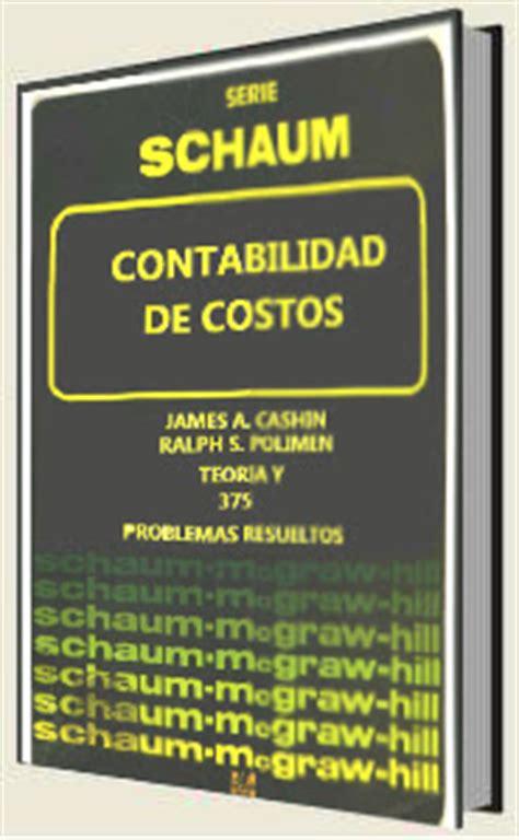 Libros de Contabilidad, Conta. Costos [PDF] [PutL] - Identi