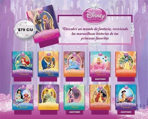 Libros De Cuentos Princesas Disney Ilustrados A Todo Color ...