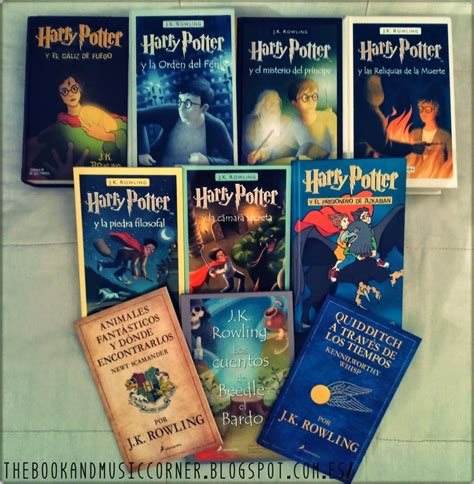 libros de harry potter - Buscar con Google | Harry Potter ...