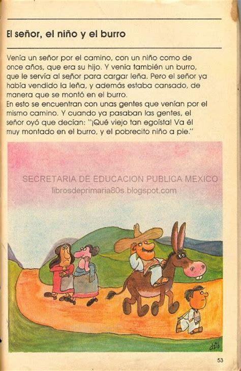 Libros de Primaria de los 80's: El señor, el niño y el ...