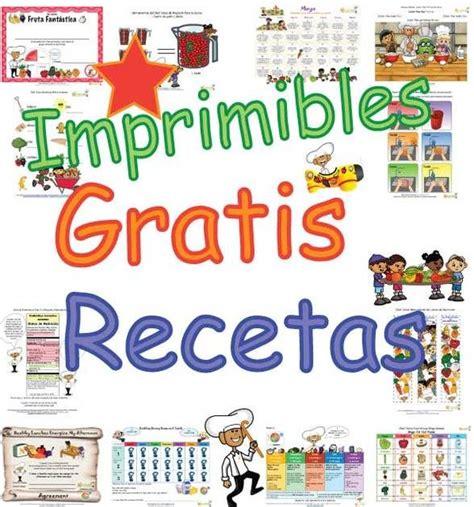 Libros De Recetas Saludables Para Niños   Recetas para ...