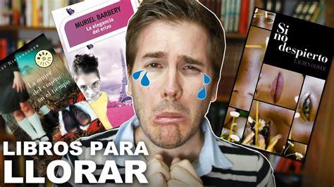 LIBROS PARA LLORAR | Javier Ruescas   YouTube
