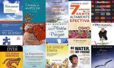 Libros Recomendados de Crecimiento Personal - 2015