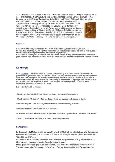 Libros sagrados del judaismo