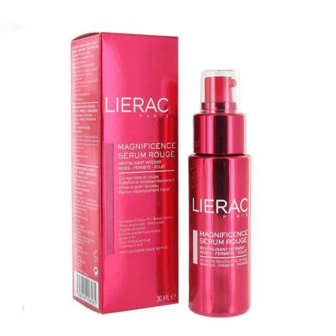 Lierac - Serum - LIERAC MAGNIFICENCE SERUM ROUGE 30ML