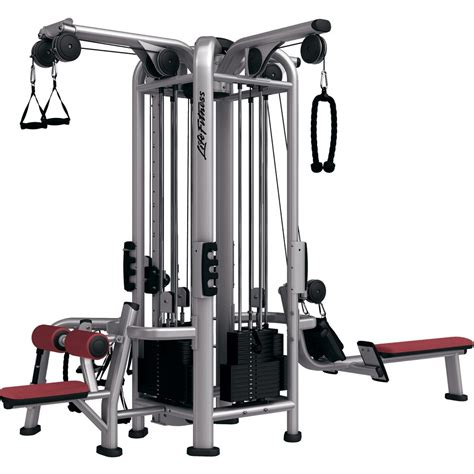 Life Fitness MJ4 Multi-Jungle Gym on SALE | 50% Off ...