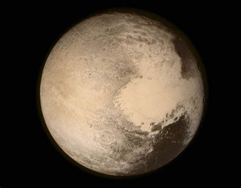 Life on PLUTO? Shock discovery as WATER found on distant ...