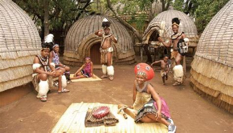 Lifestyle Facts of South African Zulu Tribe