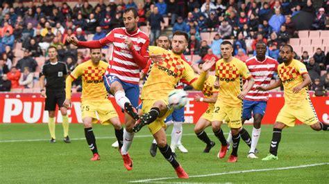 Liga 123: El Nástic atormenta al Granada | Marca.com