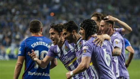 Liga 123: El Valladolid respira en Oviedo | Marca.com