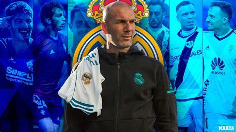 Liga 123: Los  niños  de Zidane que se hacen mayores en ...