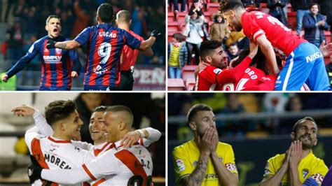 Liga 123: Resúmenes y goles de la jornada 24 en Segunda ...