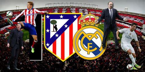 Liga BBVA - Primera División: El Atlético-Real Madrid en ...
