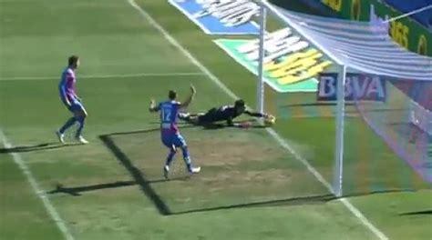 Liga BBVA - Primera División: ¿Hubo gol fantasma en el ...