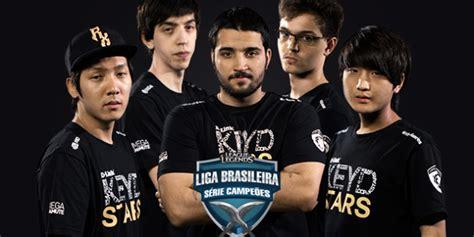 Liga Brasileira - Série dos Campeões chega ao fim! - LegendsBR