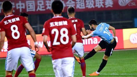 Liga China: Los caminos de Iniesta conducen al Chongqing ...
