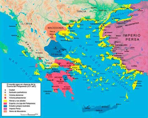Liga del Peloponeso   Historia Universal