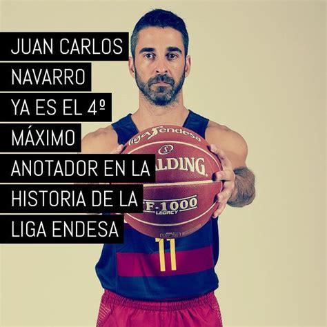 Liga Endesa: Juan Carlos Navarro ya es el cuarto máximo ...