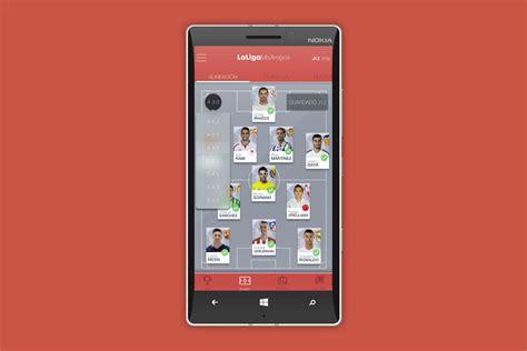 Liga Fantasy MARCA | Mobilendo | Desarrolladores de apps a ...