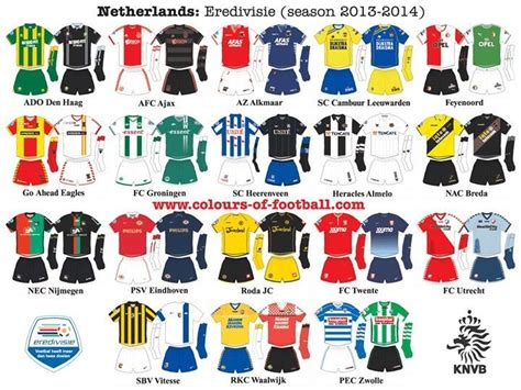 Liga holandesa   Futbol   Pinterest