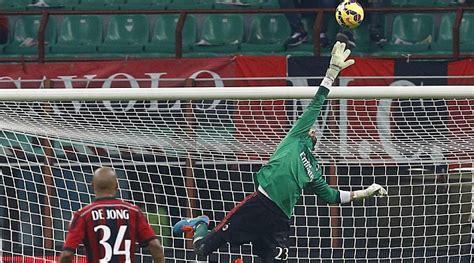 Liga italiana: Diego Lopez:  Es el mejor momento de mi ...