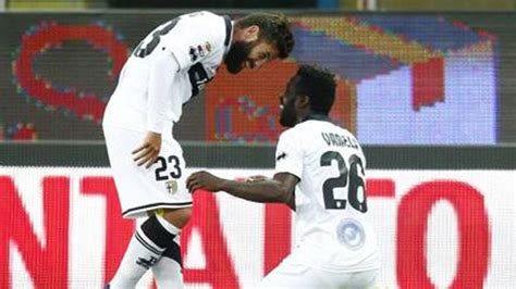 Liga italiana: El Parma gana tres meses después - MARCA.com