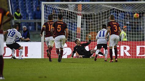 Liga italiana: La Roma se desinfla - MARCA.com