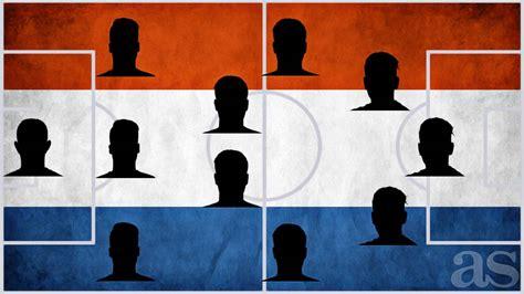 Liga Santander: El once ideal de jugadores de Holanda en ...