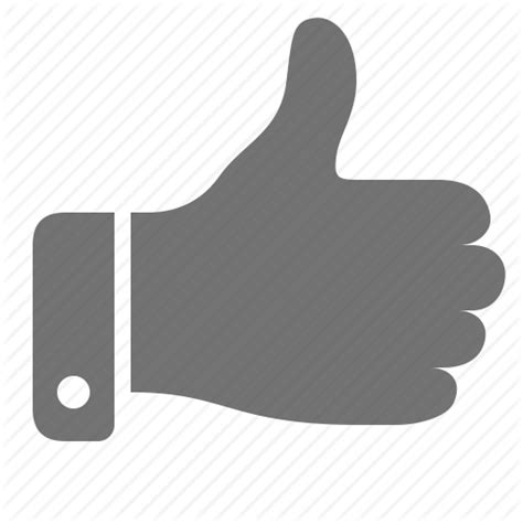 Like Hand Icon Png | www.pixshark.com - Images Galleries ...