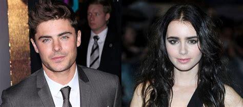 Lily Collins acompañará a Zac Efron en la película sobre ...
