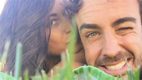 Linda Morselli:  Ha sido muy fácil enamorarme de Alonso ...
