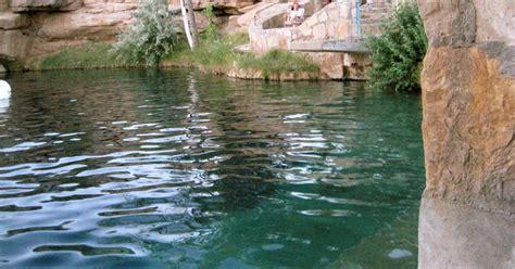 LindaCowardPottery: The Blue Hole in Santa Rosa New Mexico
