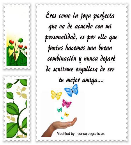 Lindas Frases De Amistad   Mensajes de amistad ...