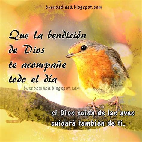 Lindas Frases de Buenos Días con Bendiciones de Dios ...