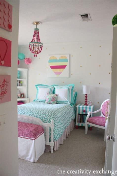 Lindas ideas para decorar la habitación de una niña