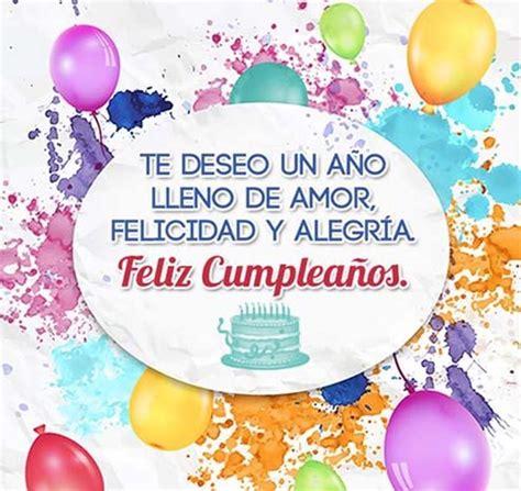 Lindas Imagenes De Cumpleaños Con Mensajes Bonitos | Mas ...