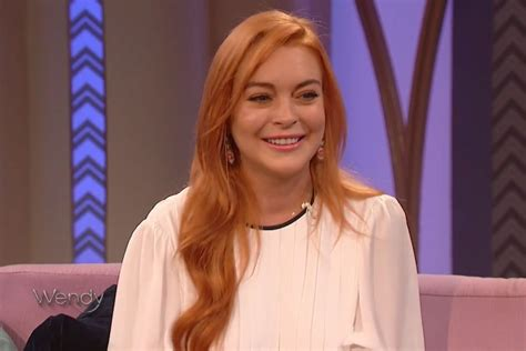 Lindsay Lohan | EW.com